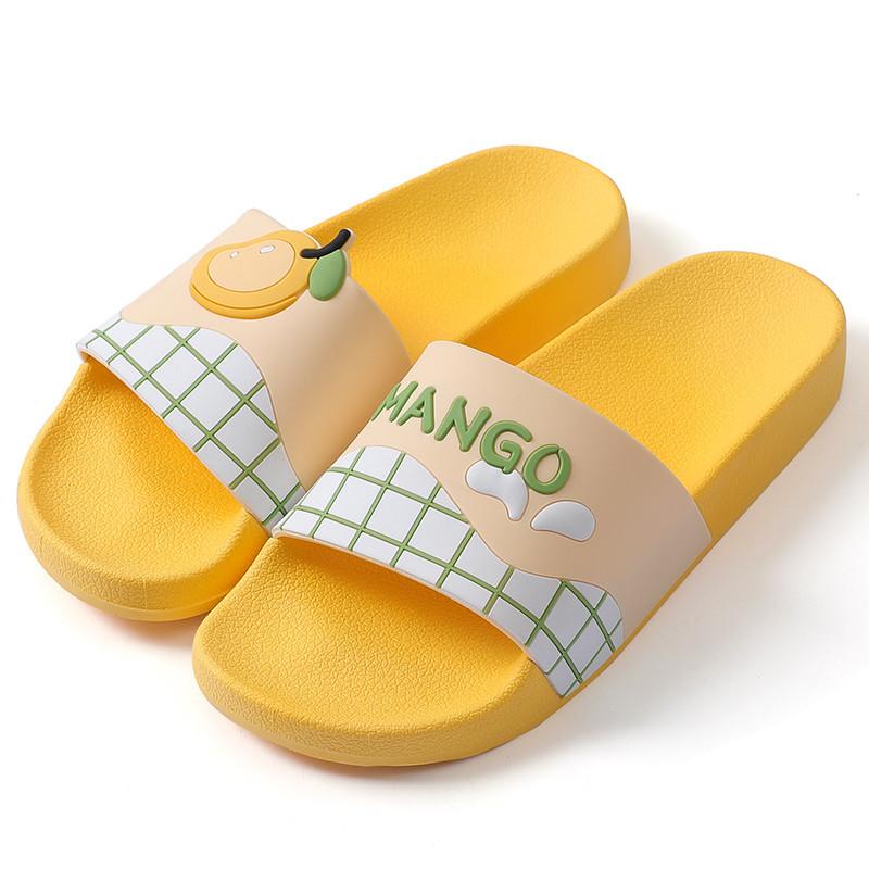卡通水果凉拖鞋 家用室内防滑 居家拖鞋 夏季拖鞋