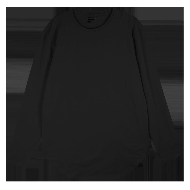 BVSN健身运动速干长袖 训练打底男T恤  秋季