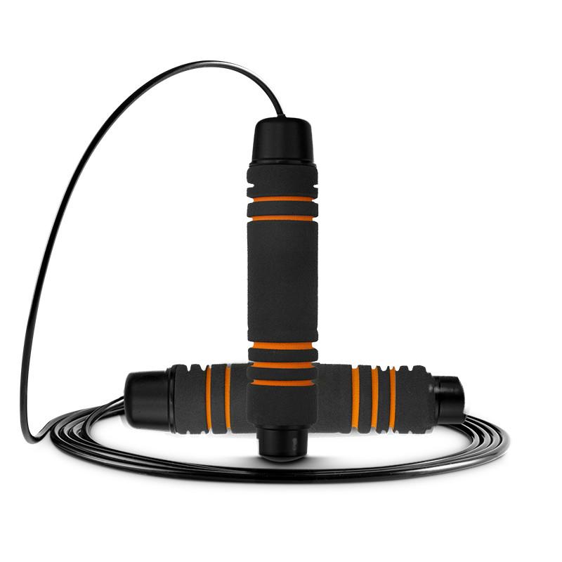 健身减肥跳绳 计数器负重钢丝运动燃脂 小学生考试专用