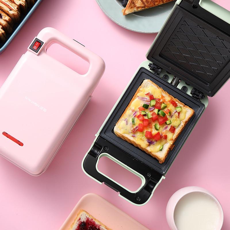 金正三明治机 家用网红轻食早餐机 电饼铛