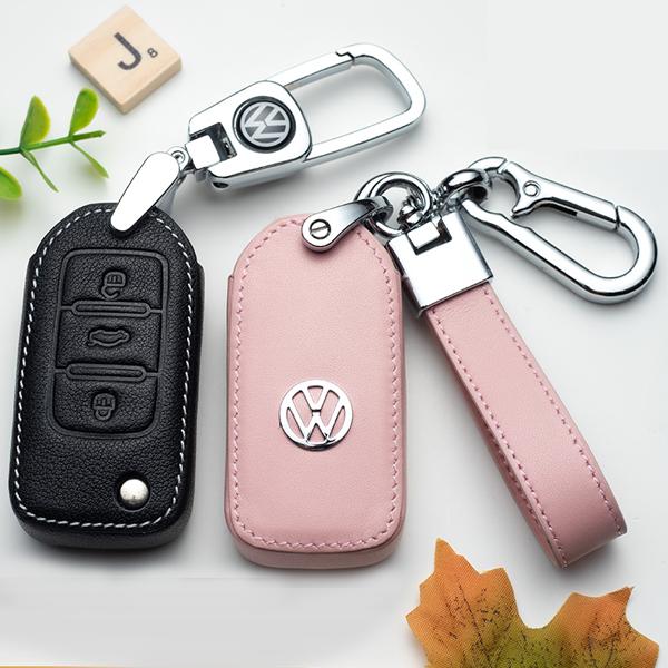 大众钥匙套 大众系列汽车包扣